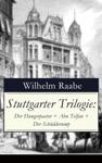 Stuttgarter Trilogie Der Hungerpastor  Abu Telfan  Der Schdderump
