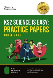 KS2 Science is Easy: Practice Papers Book Cover