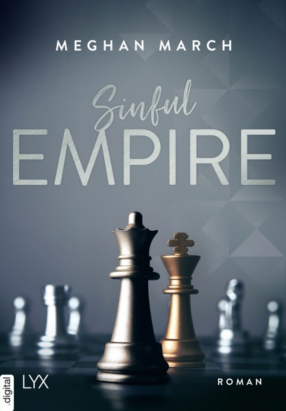 Sinful Empire - Meghan March book cover
