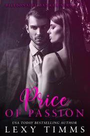 Price of Passion book
