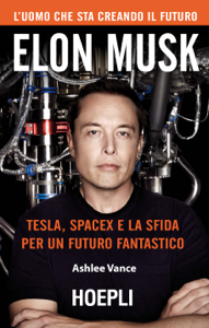 Elon Musk Copertina del libro