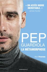 Pep Guardiola La couverture du livre martien