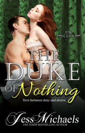 The Duke of Nothing book