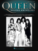 Queen - Queen - Deluxe Anthology Songbook artwork