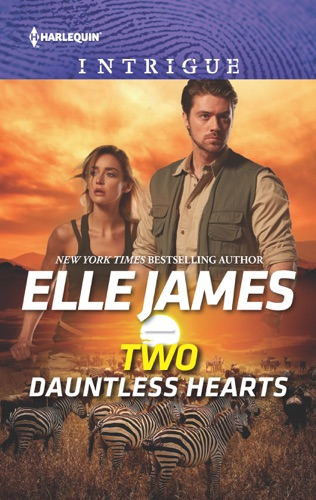 Elle James - Two Dauntless Hearts