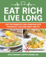Ivor Cummins - Eat Rich, Live Long artwork