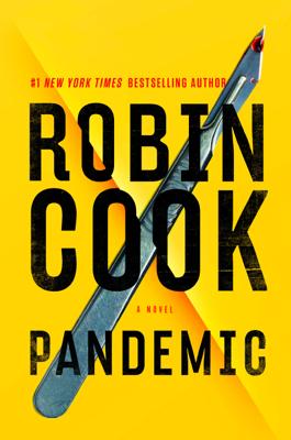 Pandemic - Robin Cook book