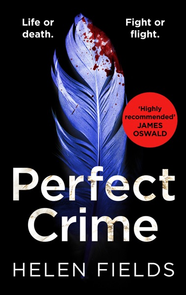 Perfect Crime - Helen Fields book cover