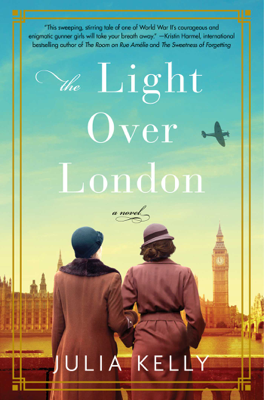 Julia Kelly - The Light Over London book
