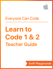 Swift Playgrounds: Learn to Code 1 & 2 book