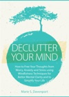 Declutter Your Mind How To Free Your Thoughts From Worry Anxiety  Stress Using Mindfulness Techniques For Better Mental Clarity And To Simplify Your Life