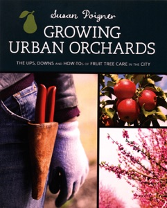 Growing Urban Orchards Book Cover