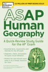 ASAP Human Geography A Quick-Review Study Guide For The AP Exam