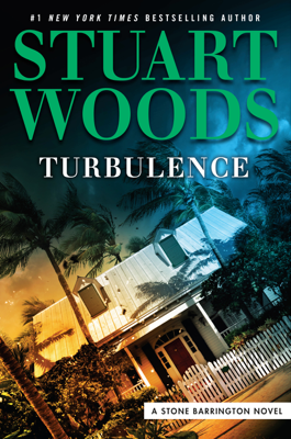 Turbulence - Stuart Woods book