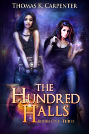 The Hundred Halls (Books 1-3) PDF Download
