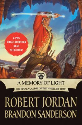 A Memory of Light - Robert Jordan & Brandon Sanderson book