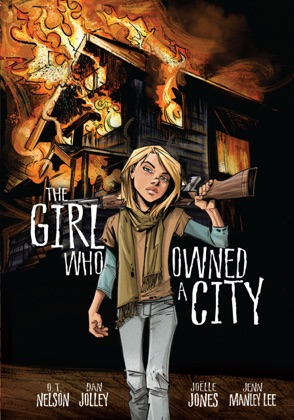 The Girl Who Owned a City image