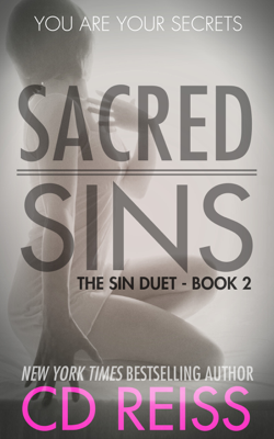 Sacred Sins - CD Reiss book