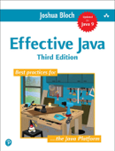 Effective Java, 3/e