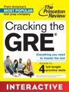 Cracking The GRE Interactive  Prep  Review For The GRE Exam