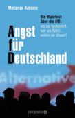 Angst für Deutschland Book Cover