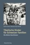 Tibetische Kinder Fr Schweizer Familien
