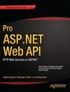 Pro ASPNET Web API