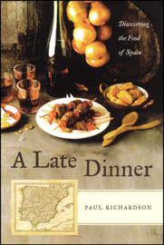 A Late Dinner book
