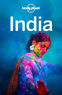 India Travel Guide - Lonely Planet book