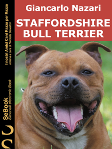 Staffordshire Bull Terrier Libro Cover