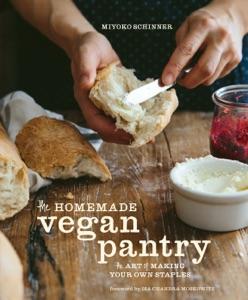 The Homemade Vegan Pantry Book Cover