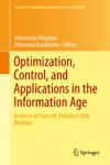 Optimization Control And Applications In The Information Age