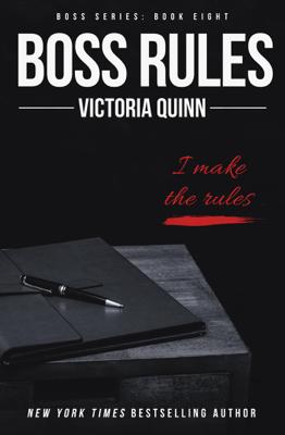 Victoria Quinn - Boss Rules book