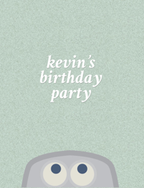 Kevin's Birthday Party