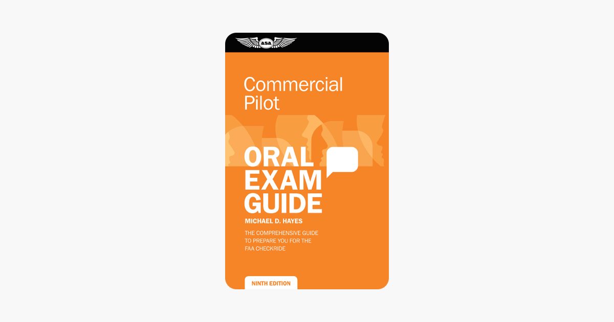 Commercial Pilot Oral Exam Guide - Michael D. Hayes