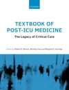Textbook Of Post-ICU Medicine The Legacy Of Critical Care