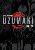 Uzumaki (3-in-1 Deluxe Edition) Book Cover