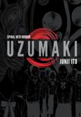 Uzumaki (3-in-1 Deluxe Edition) Book Cover