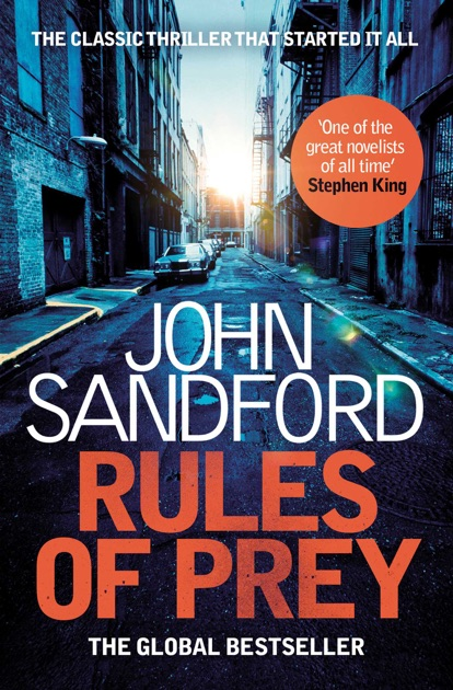field of prey s andford john