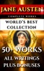 Jane Austen Complete Works - World's Best Ultimate Collection