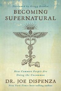 Becoming Supernatural La couverture du livre martien