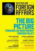 The Big Picture: Towards an Independent Foreign Policy
