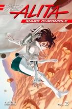 Battle Angel Alita Mars Chronicle Volume 2