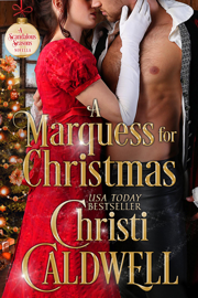 A Marquess for Christmas book