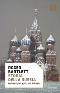 Storia della Russia Copertina del libro