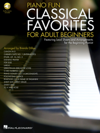 Piano Fun - Classical Favorites for Adult Beginners