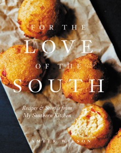 For the Love of the South Book Cover