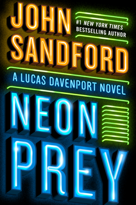 John Sandford - Neon Prey book