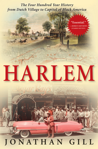 Harlem Libro Cover