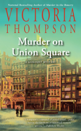 Murder on Union Square book